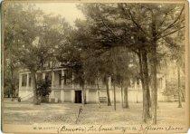 Image of Photograph, Cabinet - Beauvoir, Home of Jefferson Davis