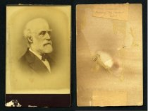 Image of Photograph, Cabinet - Robert E. Lee