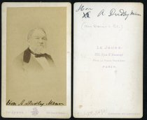 Image of Carte-de-Visite - Ambrose Dudley Mann