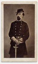 Image of Carte-de-Visite - Brigadier General John Randolph Chambliss, Jr.