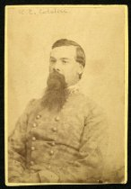 Image of Carte-de-Visite - Brigadier General Raleigh Edward Colston