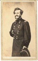 Image of Carte-de-Visite - Brigadier General Daniel Ullman, Ullmann Brigade