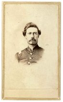 Image of Carte-de-Visite - Unidentified White Union Soldier