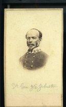 Image of Carte-de-Visite - Joseph Eggleston Johnston