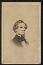 Image of Carte-de-visite - Jefferson Davis