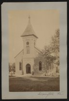 Image of Print, Photographic - Lee Chapel, Lexington, Virginia