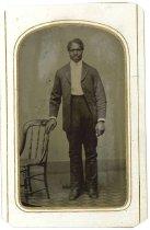 Image of Tintype - Milton M. Holland (tentative)