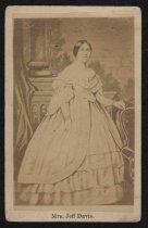 Image of Carte-de-visite - Varina Davis