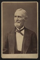 Image of Photograph, Cabinet - Jefferson Davis