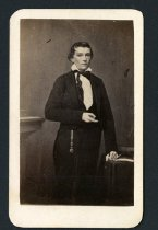 Image of Carte-de-Visite - Alexander Hamilton Stephens
