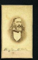 Image of Carte-de-Visite - Albert Pike