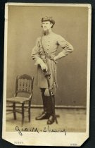 Image of Carte-de-Visite - George M. Sheary