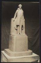 Image of Print, Photographic - Model of Jefferson Davis Monument, Montgomery, Alabama