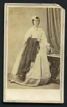 Image of Carte-de-Visite - Unidentified Woman