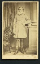 Image of Carte-de-Visite - Unidentified CSA Officer