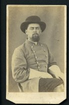 Image of Carte-de-Visite - Unidentified Soldier