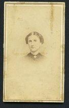 Image of Carte-de-Visite - Mrs. James Tyler (later Mrs. Locker)