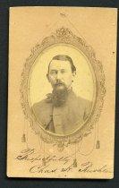 Image of Carte-de-Visite - Charles H. Rushton