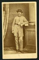 Image of Carte-de-Visite - 1st Lieutenant Kirkbride Taylor