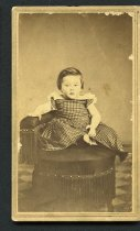 Image of Carte-de-Visite - Unidentified boy