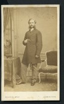 Image of Carte-de-Visite - Unidentified Man