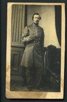 Image of Carte-de-Visite - Unidentified Captain