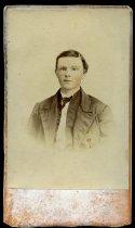 Image of Carte-de-Visite - James West Pegram
