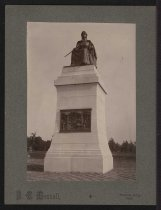 Image of Print, Photographic - Illinois Soldiers Monument