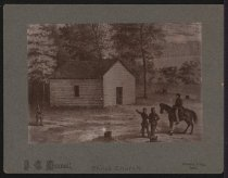 Image of Print, Photographic - Shiloh Church