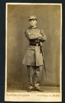 Image of Carte-de-Visite - Unidentified Officer