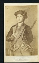 Image of Carte-de-Visite - George Washington
