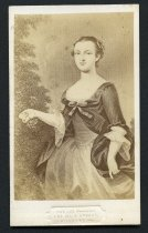 Image of Carte-de-Visite - Martha Washington