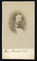 Image of Carte-de-Visite - Lieutenant General John Clifford Pemberton, C. S. A.