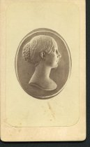 Image of Carte-de-Visite - Mary Louise Pickens