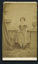 Image of Carte-de-Visite - Unidentified Female Child