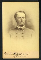 Image of Cabinet Card - Theodore Washington Brevard