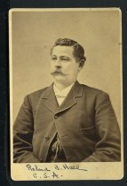 Image of Cabinet Card - Roland B. Hall