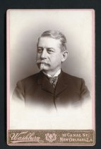 Image of Cabinet Card - George H. Frost