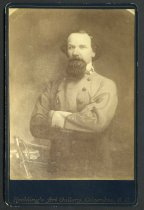 Image of Cabinet Card - Laurence Massillon Keitt