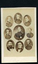 Image of Carte-de-Visite - Confederate Generals