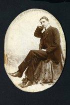 Image of Photograph, Cabinet - A. Seddon Jones, Jr.