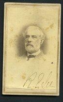 Image of Carte-de-Visite - Robert E. Lee