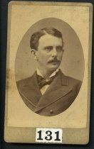 Image of Carte-de-Visite - John W. Campbell