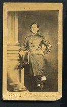 Image of Carte-de-Visite - Colonel Thomas Reade Rootes Cobb