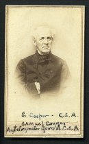 Image of Carte-de-Visite - General Samuel Cooper