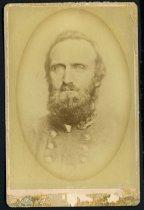 """Image of Cabinet Card - Thomas J. """"Stonewall"""" Jackson"""