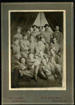 Image of Unknown - John S. Mosby and Men