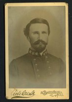 Image of Cabinet Card - J. Henry Morehead