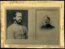Image of Unknown - Mr. and Mrs. Arnold Elzey