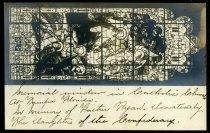 Image of Post Card - Memorial Window to Father Abram Joseph Ryan